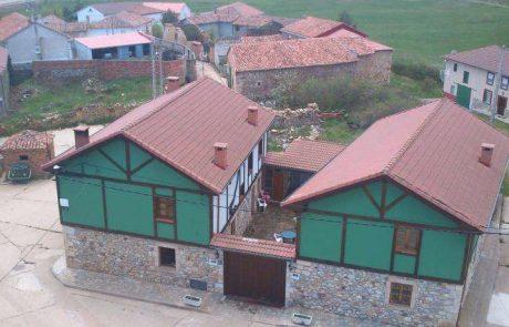 exterior casa rural valle tosande casas rurales en Palencia