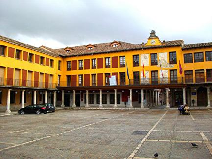 Tordesillas (Valladolid) - Información turística