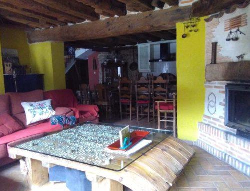 Casa Inma, escapada con niños a Las Hoces del Duratón (Segovia)