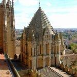 vistas desde la catedral de salamanca