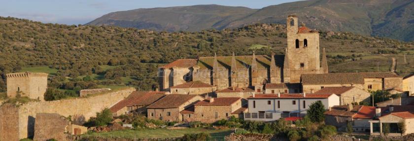 Bonilla de la Sierra, turismo en Castilla y León