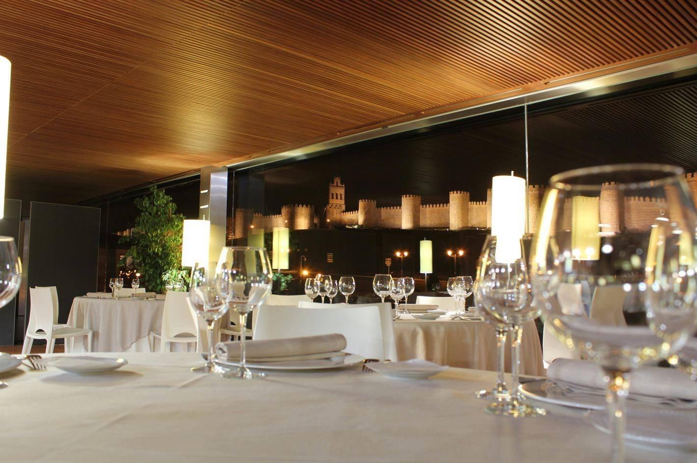 Restaurante El Lienzo Ávila
