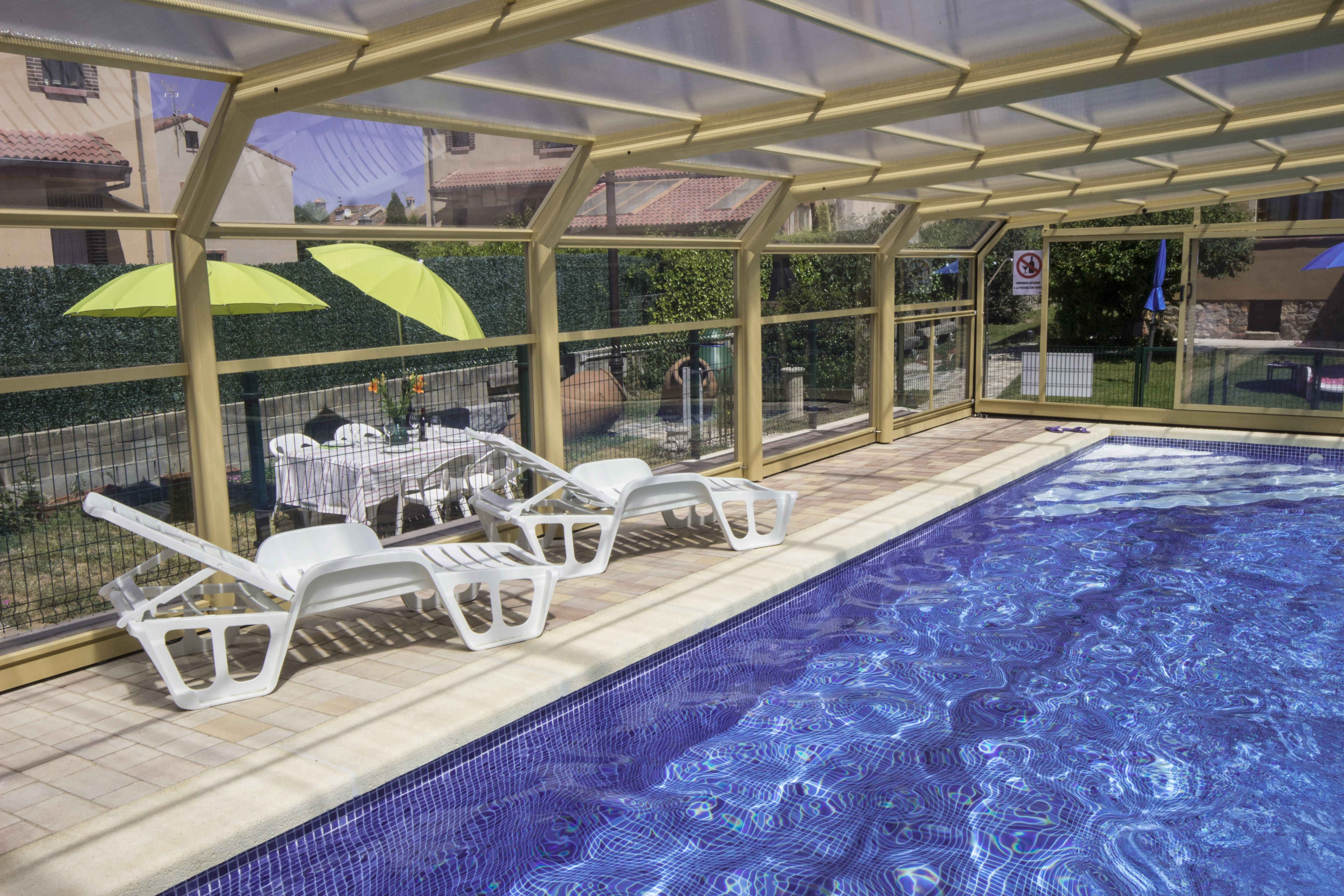 Alojamientos rurales con piscina en segovia para este verano - Hoteles en leon con piscina ...