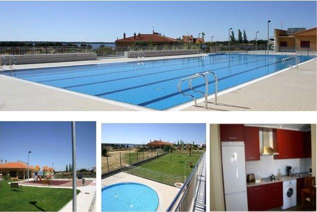 Recibe el verano en los mejores alojamientos rurales con for Complejo rural con piscina