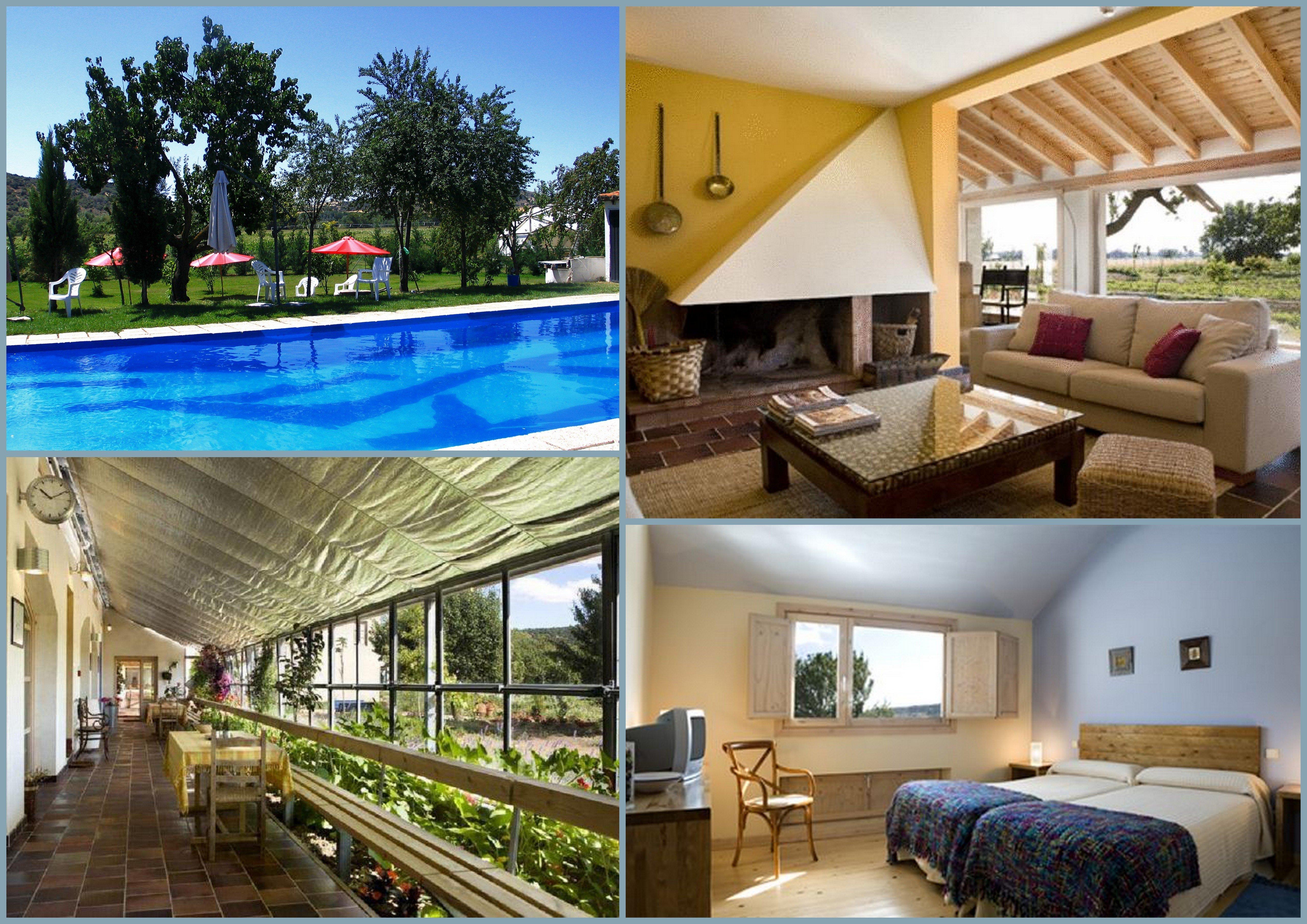 Se acerca el verano Alojamientos rurales con piscina en Zamora