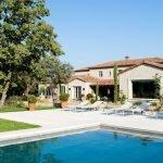 alojamientos rurales con piscina en Ávila