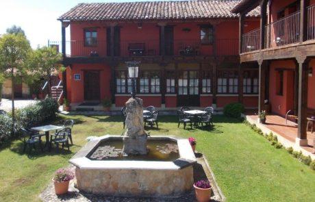 Hotel Los Rastrojos, exterior casas rurales para viajar con niños en Burgos
