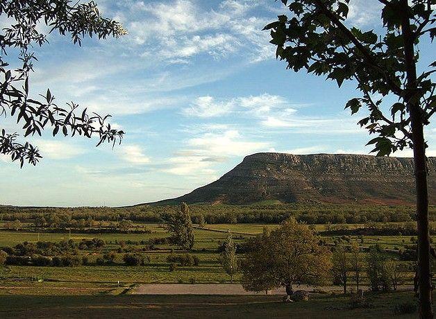 Monte Valonsadero en la provincia de Soria, turismo en castilla y león