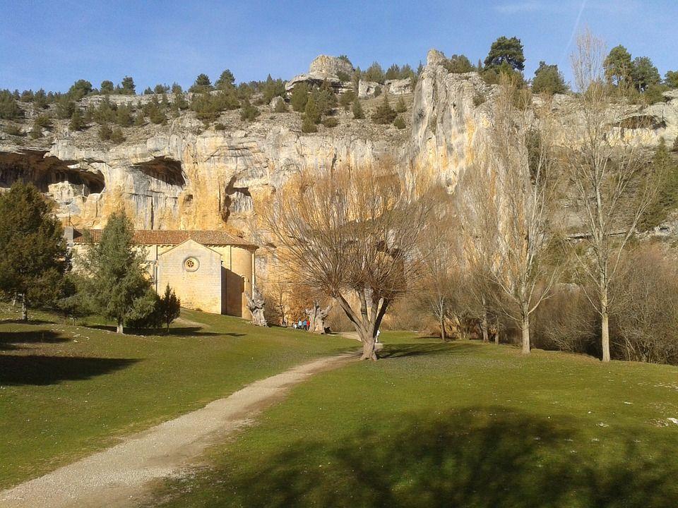 cañón del río lobos turismo en castilla y león