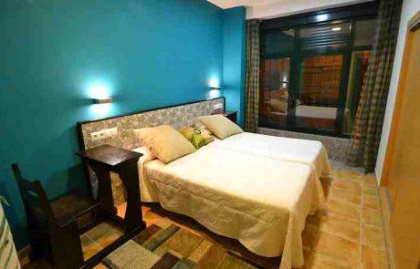 dormitorio dormi2 apartamentos en Zamora