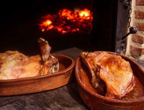 Horno Segoviano, referente en asados en horno de leña tradicional