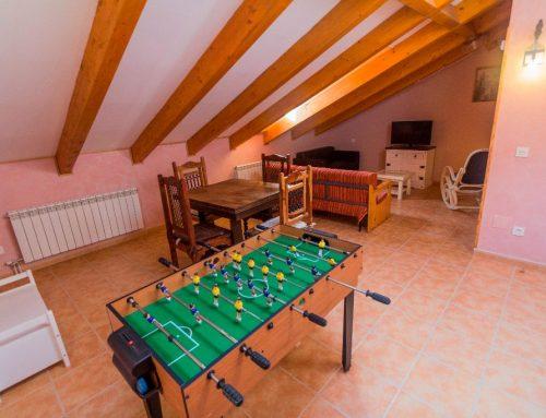 Casas rurales para viajar con niños en Burgos ¡Escapada en familia!
