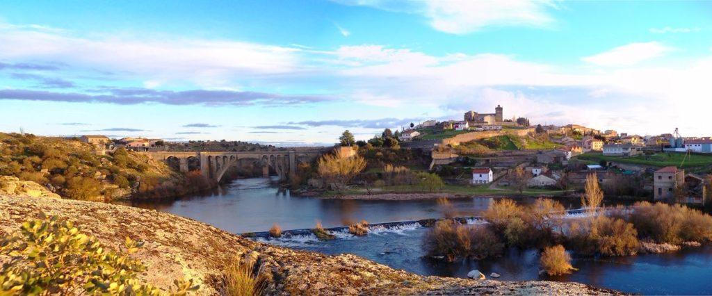 Piragüismo en Salamanca
