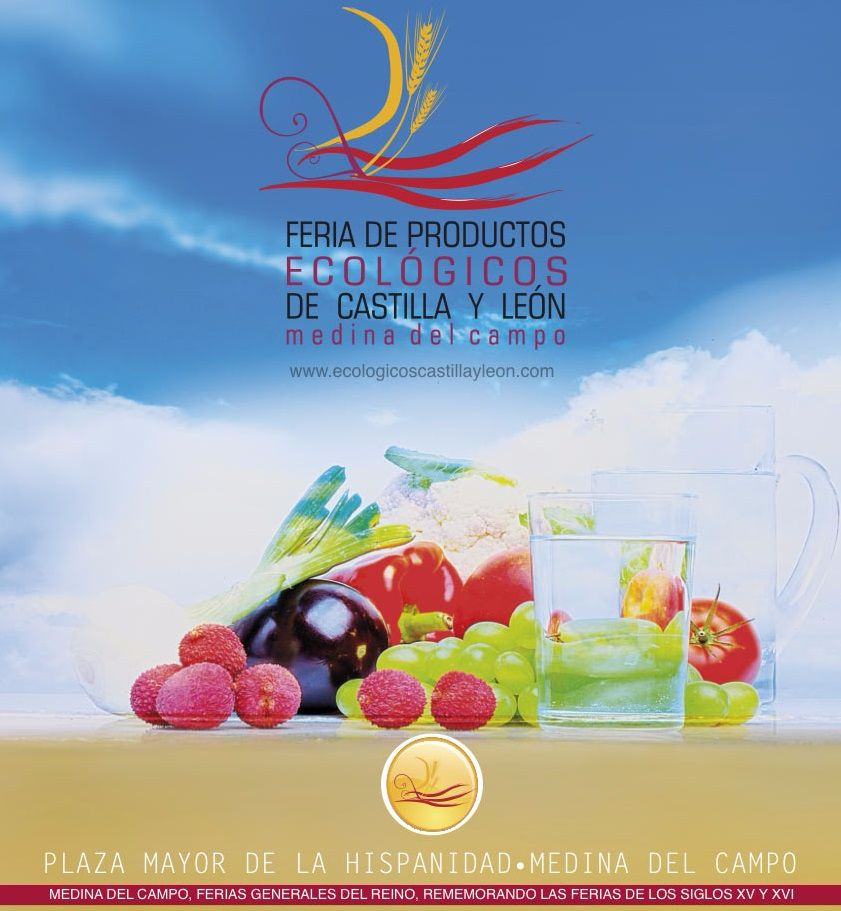 Feria de Productos Ecológicos de Castilla y León
