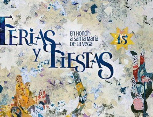 Programa Ferias y Fiestas en honor a Santa María de la Vega en Salamanca 2017