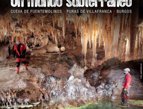 Planes en grupo en Castilla y León: espeleología en la Cueva de Fuentemolinos (Burgos)