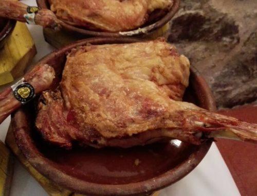 Asador Maribel Segovia, las mejores carnes hechas al horno de leña