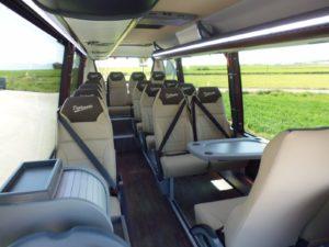 Alquiler minibus grandoure