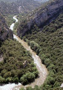El Desfiladero del Río Rudrón
