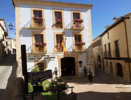 El Hotel Vado del Duratón en Sepúlveda celebra su 16 Aniversario
