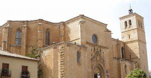La Colegiata de Santa María del Mercado, Berlanga de Duero, Soria