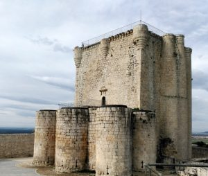 Castillo de Iscar, Valladolid