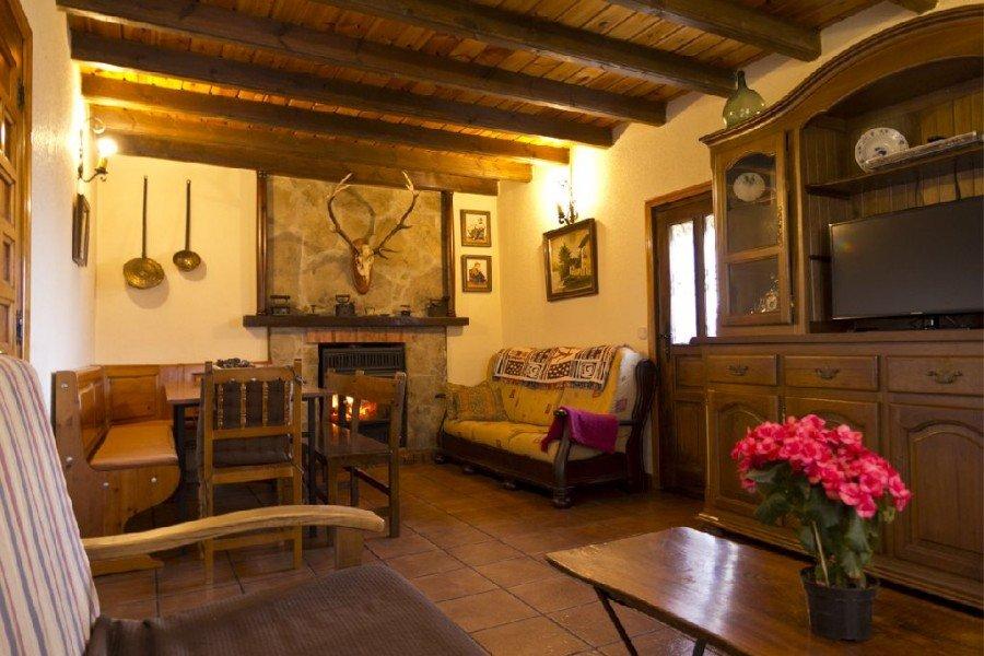 Casa rural el mirador de la fragua escapada a uno de los parajes m s bonitos de soria - Casa rural madera y sal ...