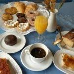 Desayuno Hotel Rural Vado del Duratón