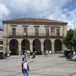 Plaza Sancho Garcia