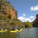 turismo activo en las Hoces del Duraton Segovia
