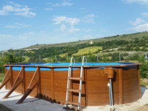alojamientos rurales con piscina en Burgos