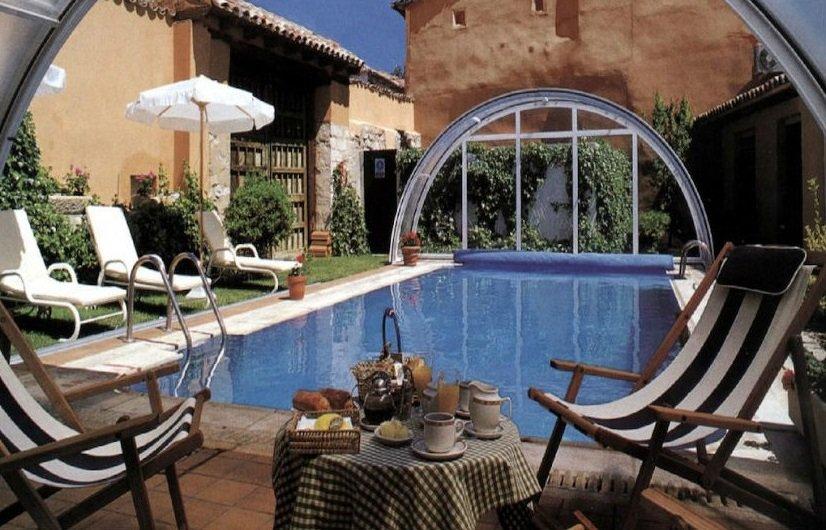 alojamientos rurales con piscina en palencia