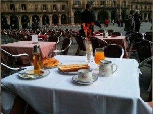 ruta gastronómica por Salamanca