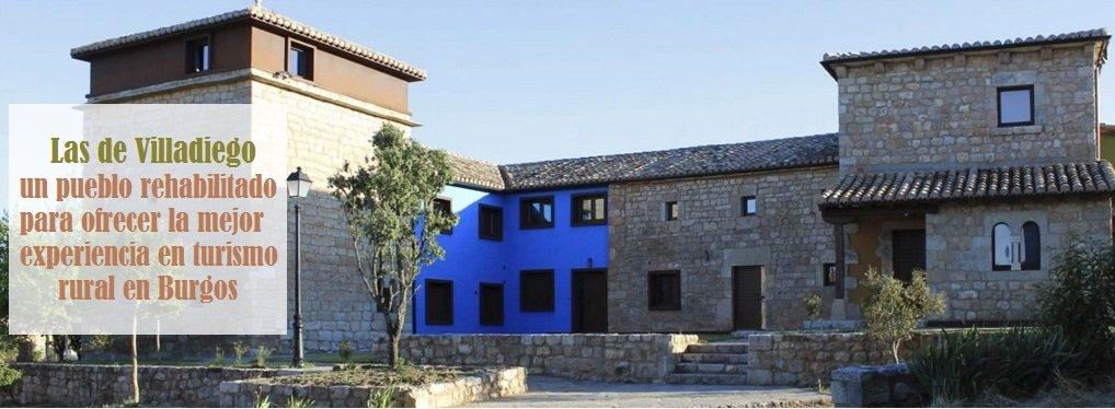 casas rurales ideales para grupos en la provincia de burgos