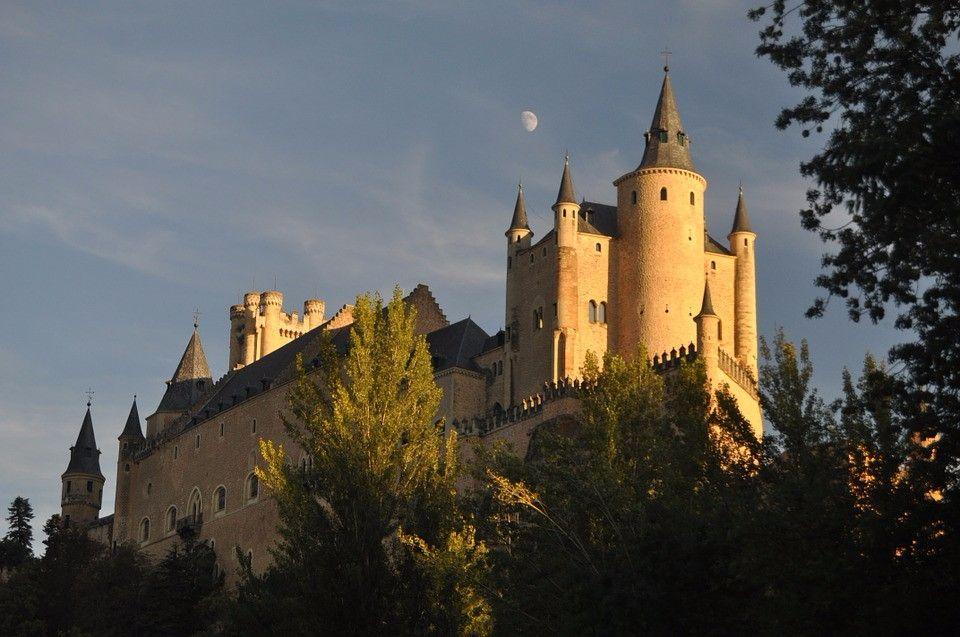 Alcázar que ver en Segovia