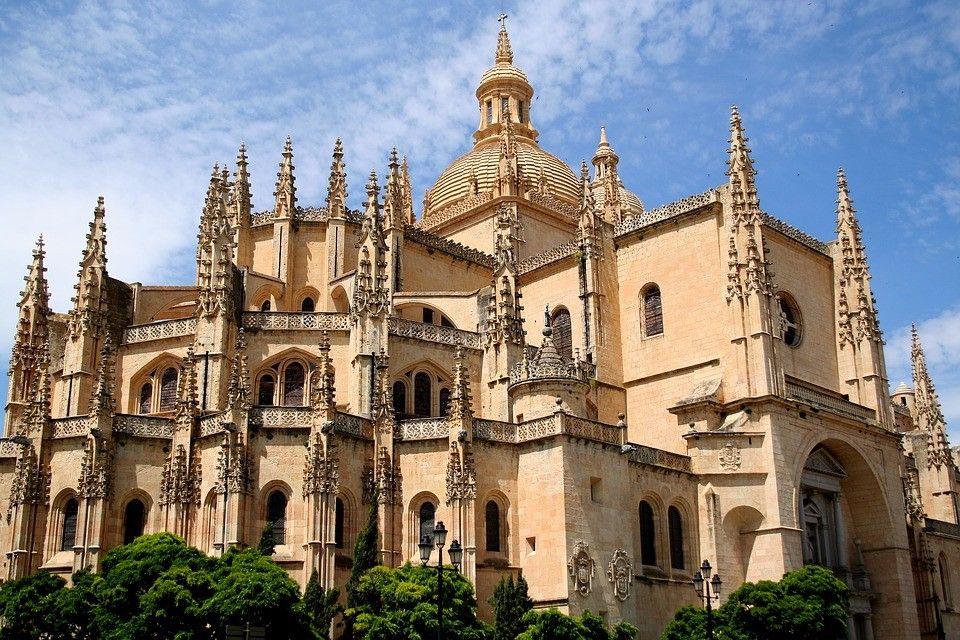 Catedral que ver en Segovia