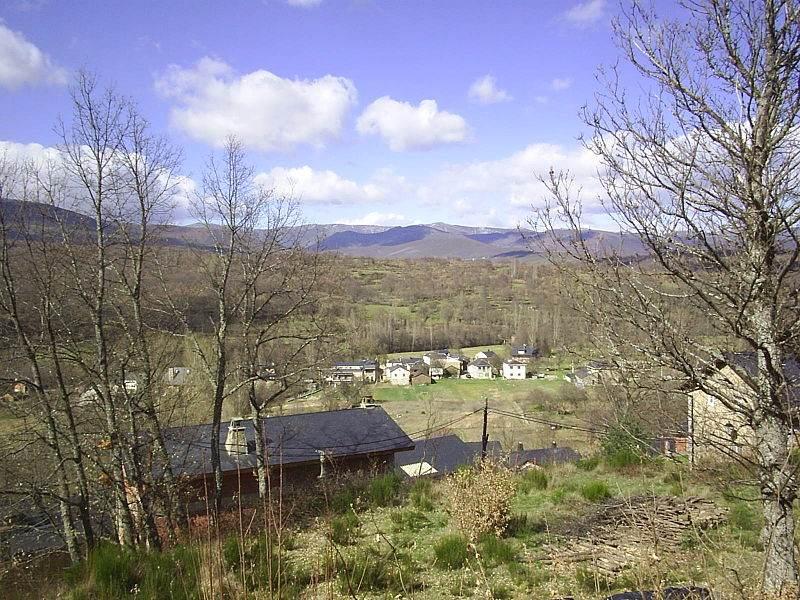 Vistas de Galende, rutas para descubrir Sanabria