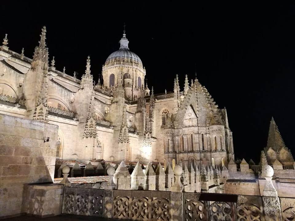 Ieronimus Salamanca, planes para el puente de mayo en Castilla y León