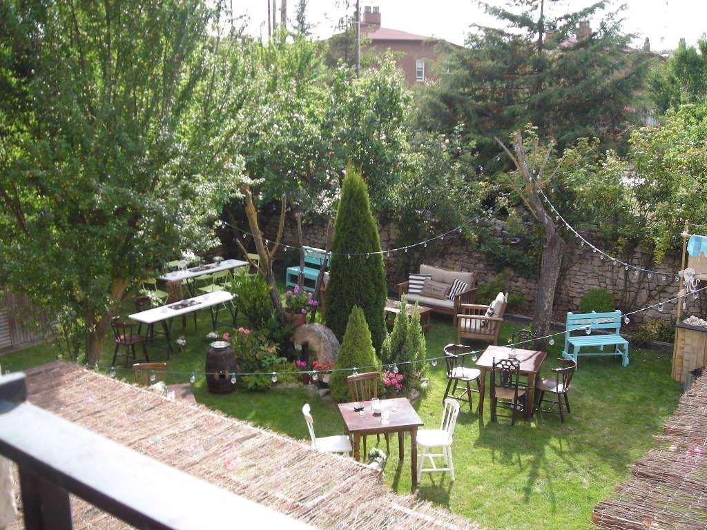 La Casa de Huerto jardín
