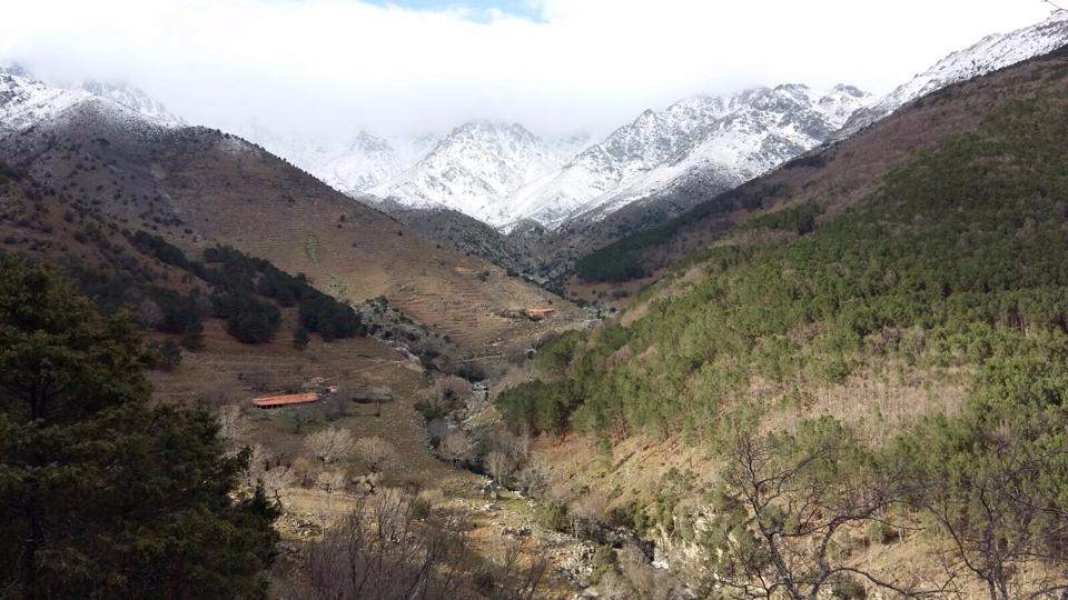 La Guarida del Oso, Sierra de Gredos (Ávila)