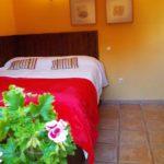Hotel Rural El Camino dormitorio 3