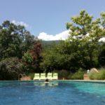 Hotel rural El Camino piscina