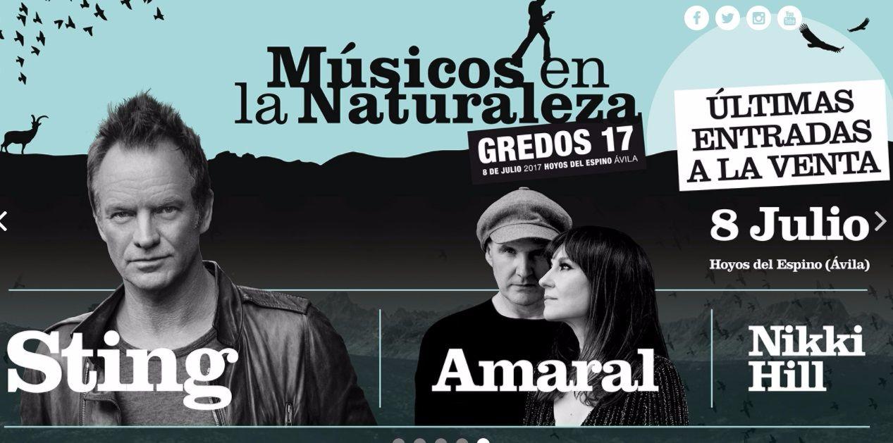 Planes en Castilla y León Músicos en la Naturaleza