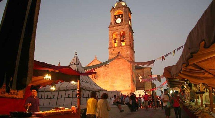 Mercado Medieval de Puebla de Sanabria