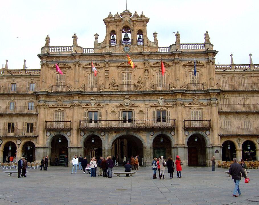 Curiosidades sobre la Plaza Mayor de Salamanca