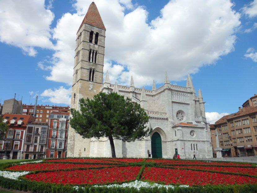 Iglesia de La Antigua que ver y hacer en Valladolid