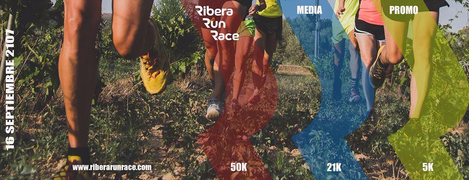 planes en Castilla y León ribera run race