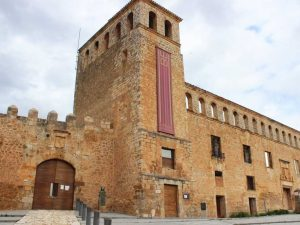 El Palacio de los Marqueses de Berlanga de Duero, Soria