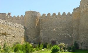 Castillo de Urueña, Valladolid